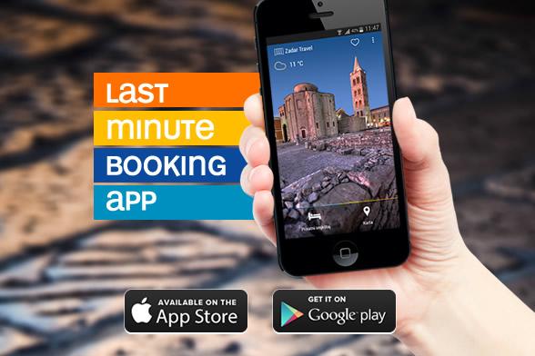 Mobilna aplikacija Zadar Travel